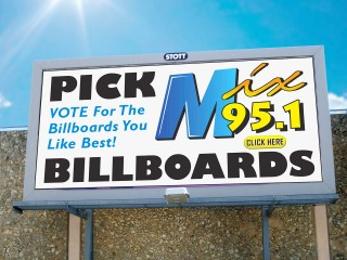 Pick MIX Billboards: vote for the billboards you like best!